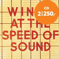 Produktbilde for Wings At The Speed Of Sound (CD)