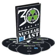 30 Years Of Nuclear Blast (4CD + DVD)