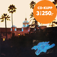 Produktbilde for Hotel California - 40th Anniversary Edition (CD)