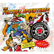 The Further LIVE Adventures Of... (2CD + DVD)
