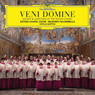Produktbilde for Veni Domine - Advent & Christmas At The Sistine Chapel (CD)