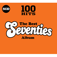 100 Hits - Best 70's (5CD)