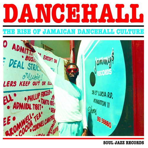 Dancehall - The Rise Of Jamaican Dancehall Culture (2CD)