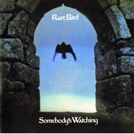 Somebody's Watching (CD)