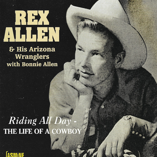 Riding All Day - The Life Of A Cowboy (CD)