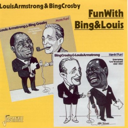 Fun With Bing & Louis (CD)