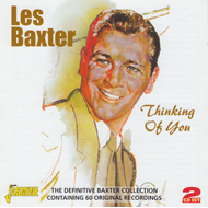 Thinking Of You - The Definitive Baxter Collection (2CD)