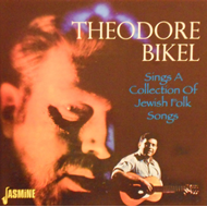 Sings A Collection Of Jewish Folk Songs (CD)
