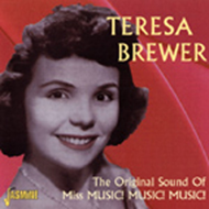 The Original Sound Of Miss Music! Music! Music! (CD)
