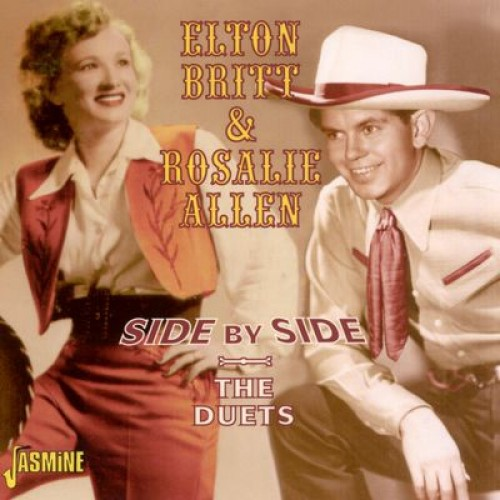 Side By Side - The Duets (CD)