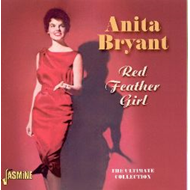 Red Feather Girl (CD)