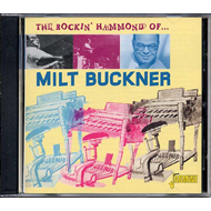 The Rockin' Hammond Organ Of (CD)