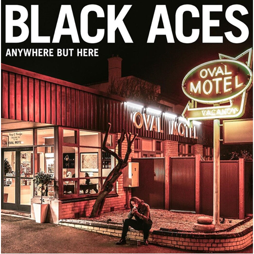 Anywhere But Here (CD)