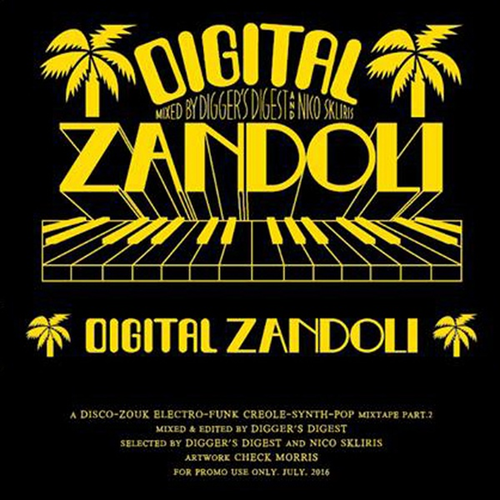 Digital Zandoli 2 (CD)