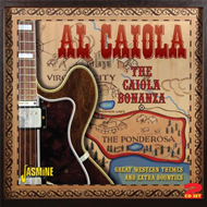 The Caiola Bonanza - Great Western Themes And Extra Bounties (2CD)