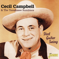 Steel Guitar Swing (CD)