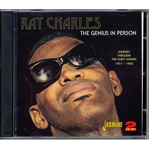 The Genius In Person - Four Albums 1957-1960 (2CD)