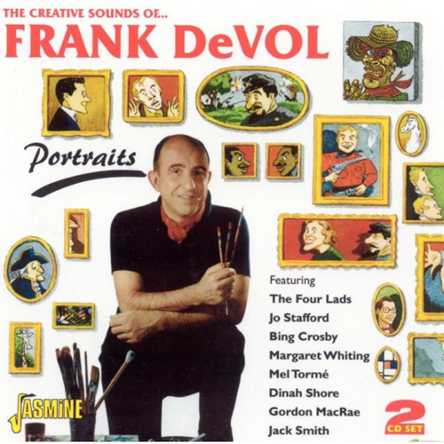 Portraits: The Creative Sounds Of Frank Devol (2CD)