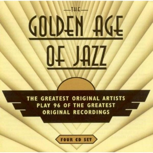 The Golden Age Of Jazz: The Greatest Original Artists Play 96 Of Greatest Original Recordings (4CD)