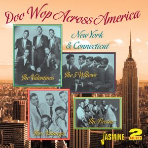 Doo-Wop Across America - New York & Connecticut (2CD)