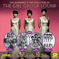 The Supremes & The Evolution Of The Girl Group Sound (2CD)