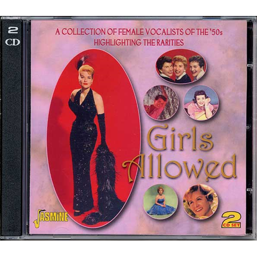 Girls Allowed: A Collection Of Female Vocalists Of The 50s (2CD)