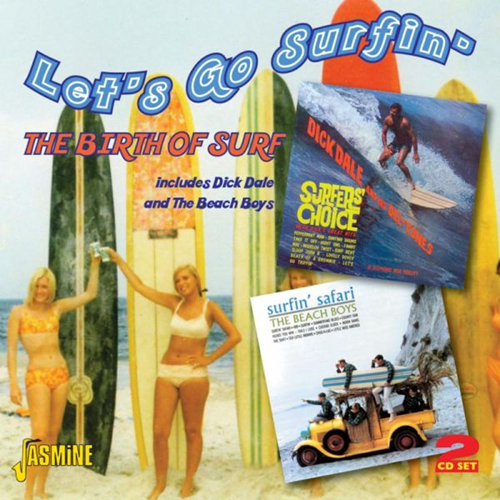 Let's Go Surfin' - The Birth Of Surf (2CD)