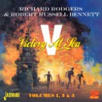 Victory At Sea - Richard Rodgers & Robert Russell Bennett (2CD)