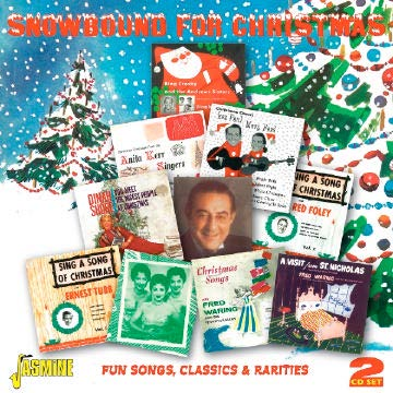 Snowbound For Christmas (Fun Songs, Classics & Rarities) (2CD)