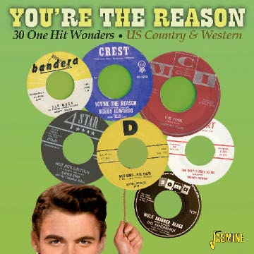 You're The Reason - 30 One Hit Wonders Us Country & Western (CD)