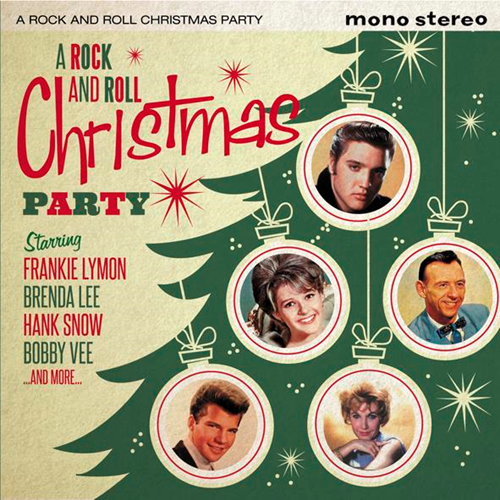 A Rock And Roll Christmas Party (CD)