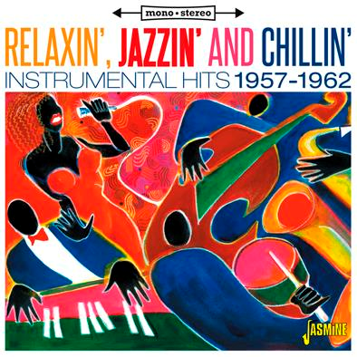Relaxin', Jazzin' And Chillin' (CD)