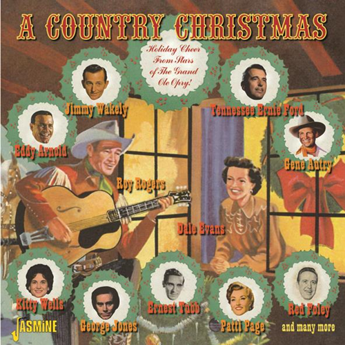 A Country Christmas - Holiday Cheer From The Stars Of Grand Ol' Opry (2CD)