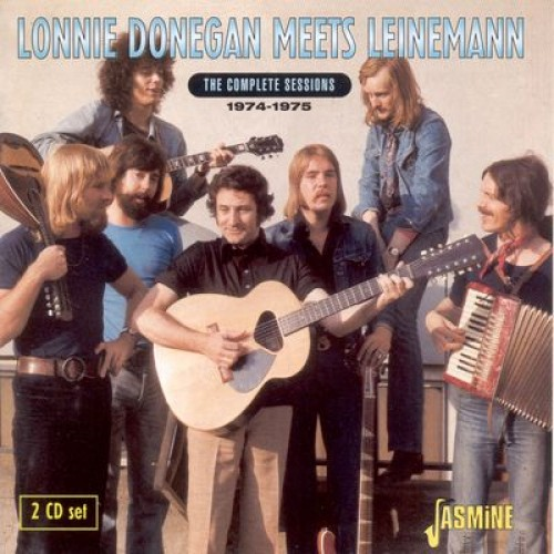 Lonnie Donegan Meets Leinemann - The Complete Sessions 1974-1975 (2CD)