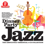 Dinner Party Jazz (3CD)