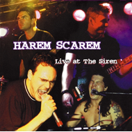 Produktbilde for Live At The Siren (CD)