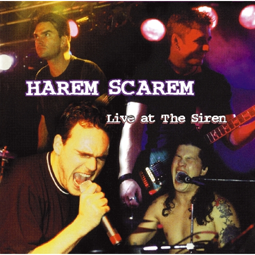 Live At The Siren (CD)