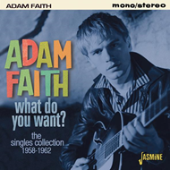 Produktbilde for What Do You Want? The Singles Collection 1958-1962 (CD)