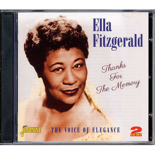 Thanks For The Memory - The Voice Of Elegance (2CD)