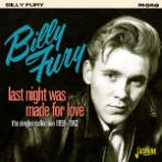 Last Night Was Made For Love - The Singles Collection 1959-1962 (CD)