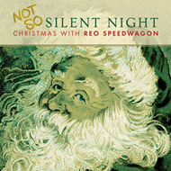 Produktbilde for Not So Silent Night: Christmas With REO Speedwagon (CD)