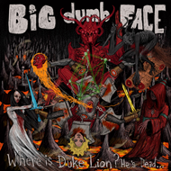 Where Is Duke Lion? He's Dead... (CD)