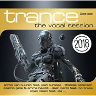 Produktbilde for Trance: The Vocal Session 2018 (2CD)
