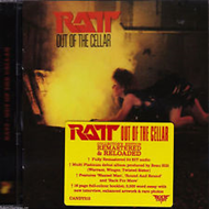 Out Of The Cellar (Remastered) (CD)