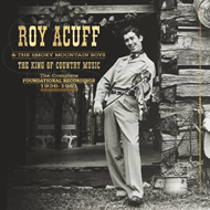 Produktbilde for The King Of Country Music - The Complete Foundational Recordings 1936-1951 (USA-import) (9CD + DVD)