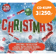 Produktbilde for Christmas - The Collection (3CD)