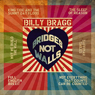 Bridges Not Walls (CD)