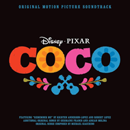 Coco - Original Motion Picture Soundtrack (CD)
