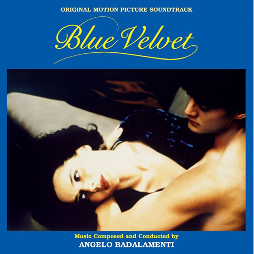 Blue Velvet - Original Motion Picture Soundtrack (CD)
