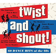 Twist And Shout - 60dance Hits Of The 60s (3CD)
